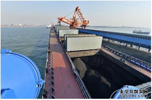 秦皇岛港煤炭吞吐量逾两亿吨